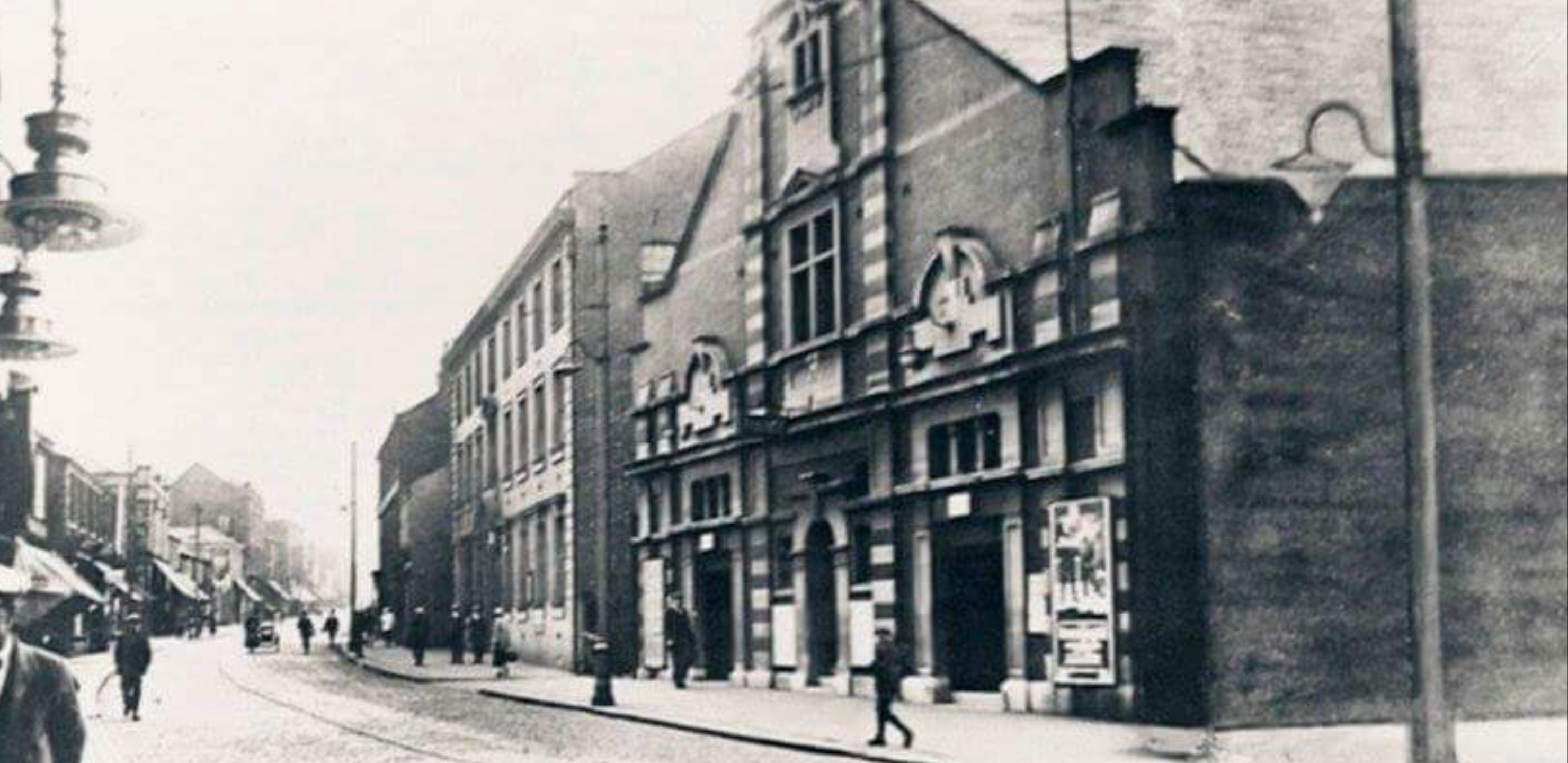 "Did You Know?  Our Store used to be a Cinema called "" The Palace"" and was built around 1917."